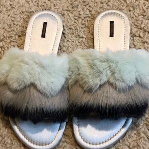 Victoria's Secret slippers